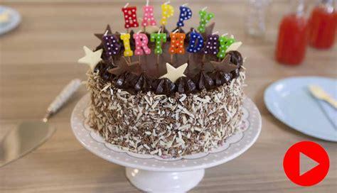 simple chocolate birthday cake recipe betty crocker