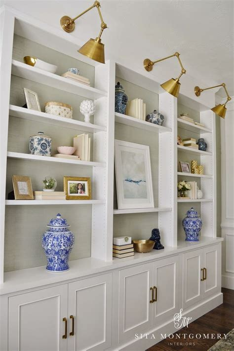 best 25 custom bookshelves ideas on built in