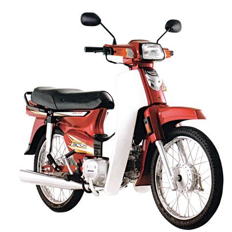 design ex5 dream top 10 bikes that ruled malaysian roads bikesrepublic
