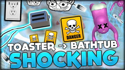 Toaster In Bathtub by Toaster In The Bathtub Explosion Do Not Try At Home Who S Your Moments 9