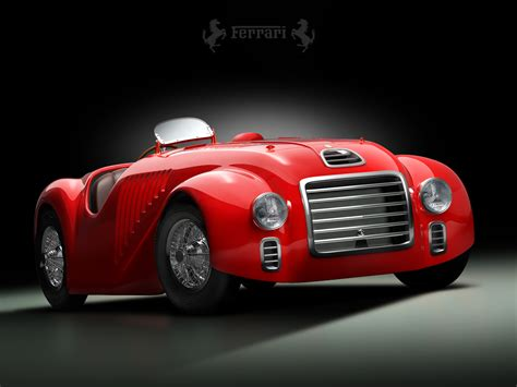 ferrari 125 s hd car wallpapers ferrari 125 s