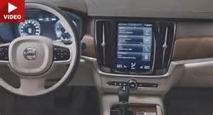 Volvo Interior Take A Closer Look At New Volvo S90 S Interior