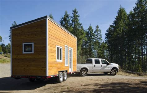 Small Home Builders Canada Canadian Tiny House Builders Design Sleek Warbler Home