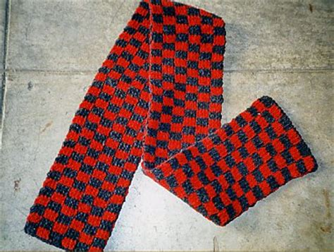 knitting pattern scarf double knit double knit scarf pattern a knitting blog