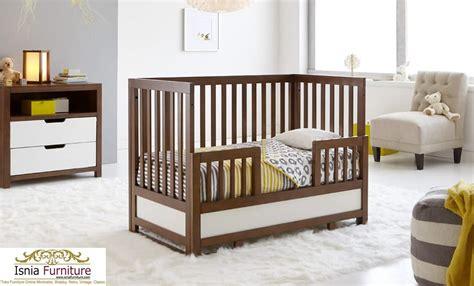 Ranjang Bayi Di Surabaya box bayi minimalis kayu solid desain tempat tidur bayi yang aman