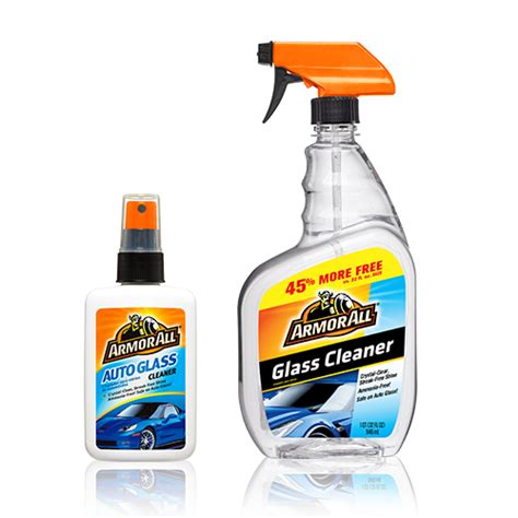 glass cleaner  auto glass cleaner armor