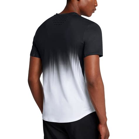 T Shirt Berak Nike Tees75 nike court roger federer s tennis t shirt black