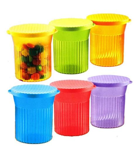 Tupperware Mini Container tupperware plastic containers familymate mini capacity