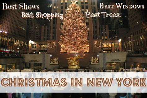 best christmas store nyc new york best trees windows shopping and shows