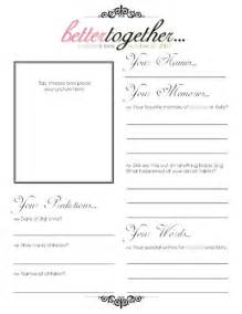 diy wedding guest book template be our guest book weddingbee