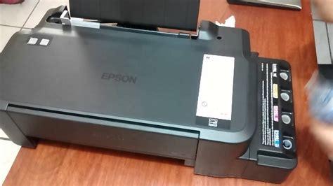 Epson L120 By Syn Print epson l120 instalacion pc y llenado de tintas para
