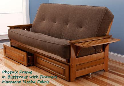 antique futon sleep concepts mattress futon factory amish rustics