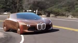 bmw vision next 100 : la voiture du futur est déjà là