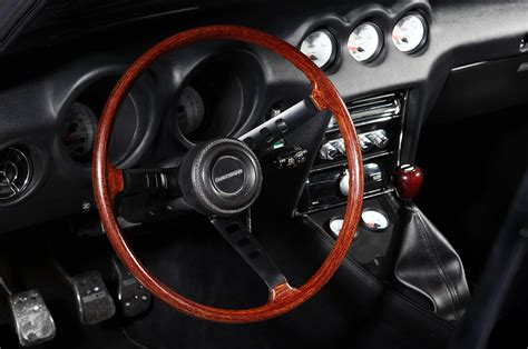 2006 Charger Interior 72 Datsun 240z Kindig It