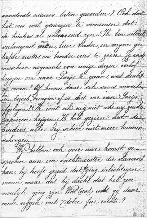 Burgemeesters Sturen Brief Naar Parijs Dalfsennet opmerkingen