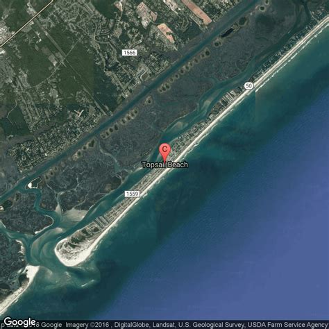 boat rs near jacksonville nc oceanfront cing near topsail beach north carolina