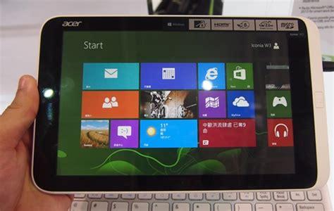 Harga Acer W3 acer luncurkan iconia w3 tablet windows 8 berlayar 8 inci
