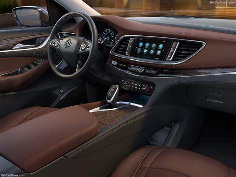 Audi Q 7 Interior Buick Enclave Avenir 2018 Picture 4 Of 8 1024x768