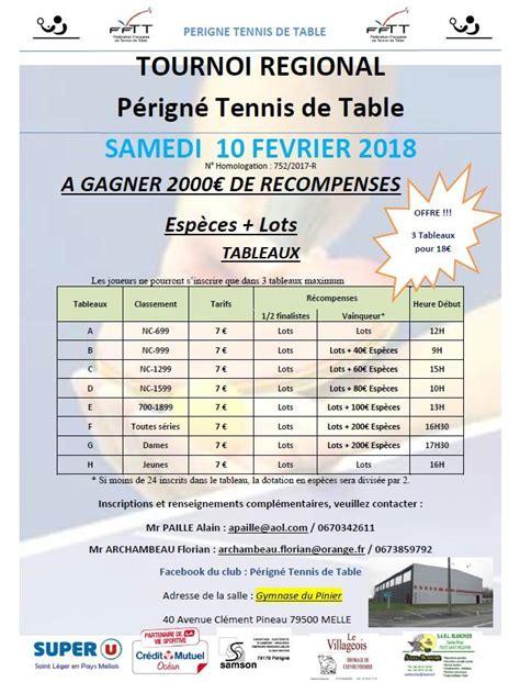 ligue aquitaine tennis de table tournoi tournoi de p 233 rign 233 ligue nouvelle