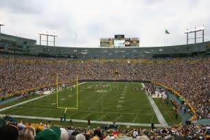 lambeau field section 135 lambeau field section 135 home of green bay packers