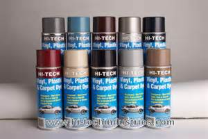 Auto Upholstery Kits Wholesale Hi Tech Vinyl Plastic Amp Carpet Dye Automotive Aerosols