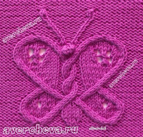 butterfly knitting stitch 17 best images about pontos tric 244 on