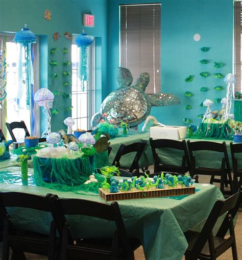 Turtle Themed Birthday Supplies by Sea Turtle Cloth And Patina