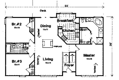 50 x 50 floor plans house plans home plans and floor plans from ultimate plans