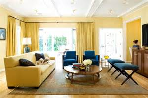 yellow and blue on a charming interior living room home yellow gray living room design ideas