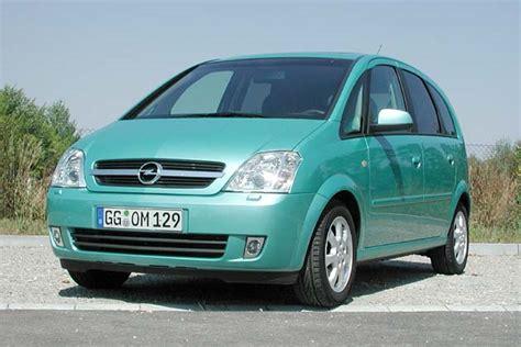 opel minivan st 252 hle r 252 cken bei opel minivan meriva 1 7 cdti im test