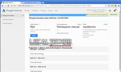 adsense bug cara daftar google adsense non hosted bug 2016 approve