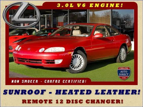 active cabin noise suppression 1993 lexus sc navigation system service manual 1993 lexus sc sunroof replacement service manual how to remove 1994 lexus sc