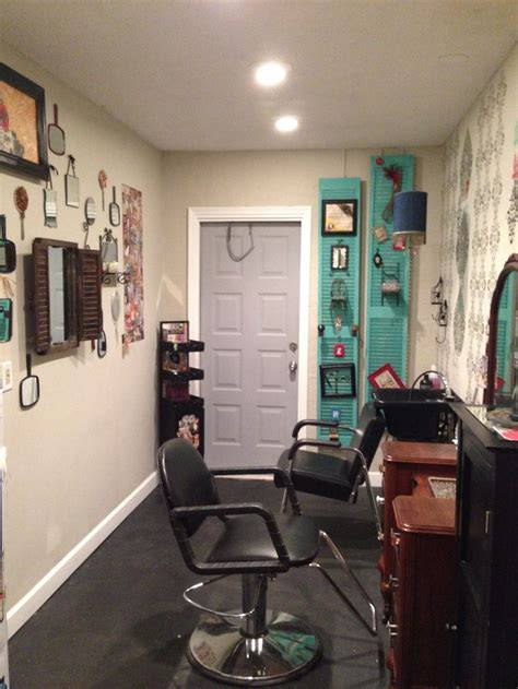 garage salon home salon