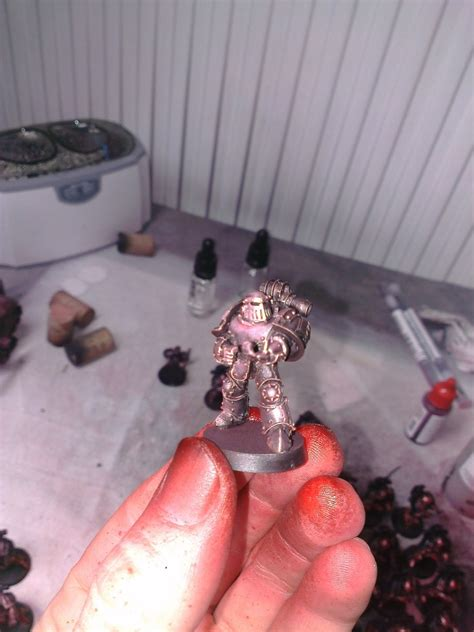 feed me blood red tomlinson re rub how to paint horus heresy 30k traitor word bearers