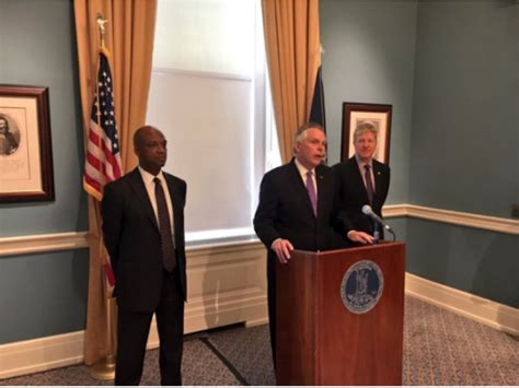 Governors Chair Says The Will Go On by Electric Chair In Virginia Governor Says No