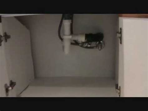bathroom sink trap leaking how to fix a leaking sink trap youtube