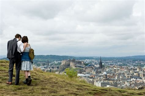 how does the film one day end the film fan s guide to edinburgh