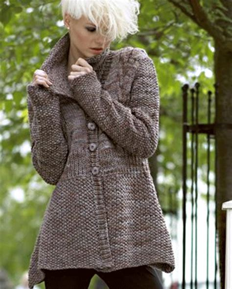knitting fever knitting fever free cardigan pattern http www