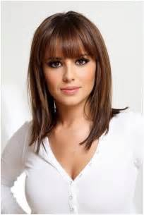 shoulder length hairstyles with bangs 40 medium hairstyles with bangs over 40 latest hairstyle trends