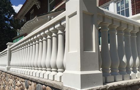 Precast Balustrade Concrete Balustrade Porch Railings Stair Railings
