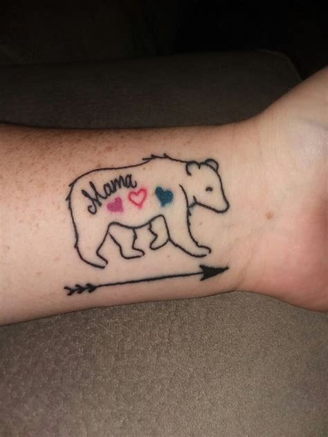 mama bear tattoo 16 best tys images on deer tatoos and