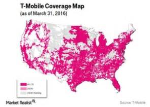 t mobile coverage map oregon the expansion in t mobile s 4g lte coverage continues