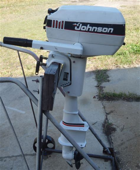 4 hp sail master long shaft outboard
