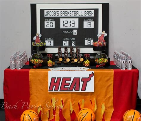 Basketball Themed Birthday Decorations by 17 Best Images About Basketball On Sports