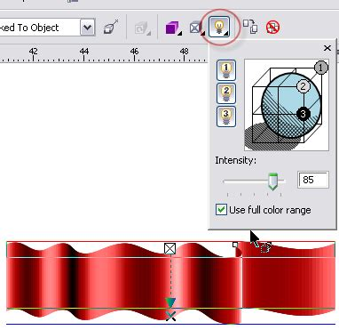 membuat gambar 3d corel draw membuat gambar bendera berkibar dengan coreldraw belajar