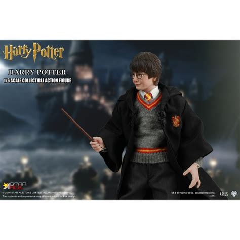 Harry Potter 26 harry potter 1 6 figure with costume 26 cm