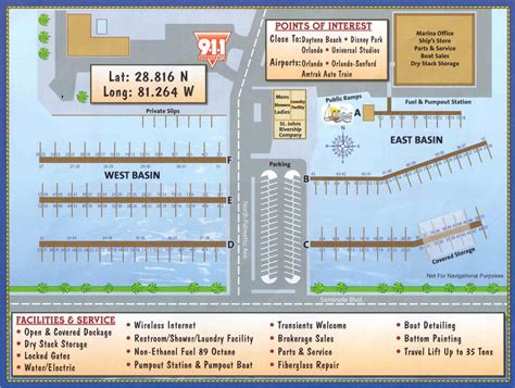 hrbr layout meaning marina approach