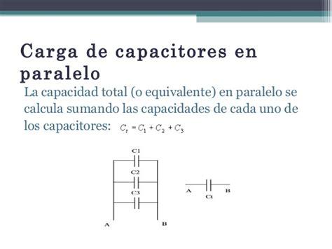 que hace un capacitor cargado que es capacitor en serie 28 images capacitores en serie capacitores f 237 sica c espol 2o