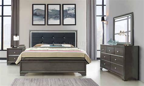 cameron bedroom pc set  light grey oak  global