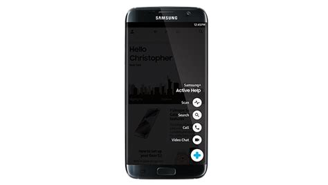 samsung ups the ante on customer support with new version of samsung app samsung global newsroom